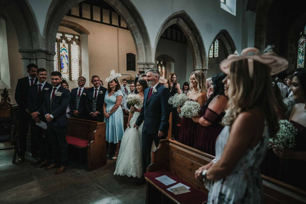 church_bride_and_father_wedding_photography